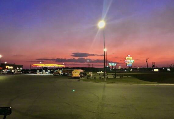 Truck Stops that I've Stayed At